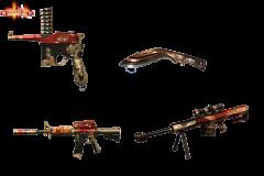 súng trong game